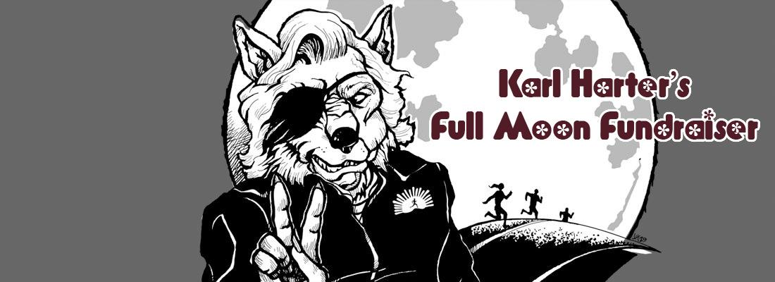 Karl Harter's Full Moon Fundraiser